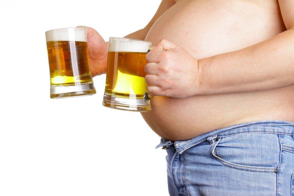 Вчемсвязь между алкоголем ивесом человека