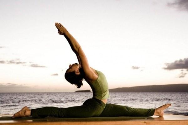 Бикрам-йога: некоторые любят погорячее