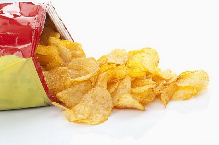 Осторожно! Картофельные чипсы - вред для вашего здоровья