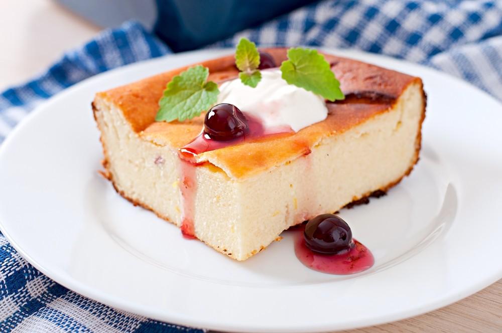 Рецепт творожной запеканки для диабетиков при сахарном диабете 2 типа