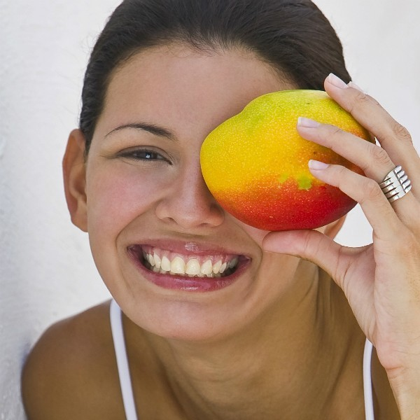 Масло манго для лица