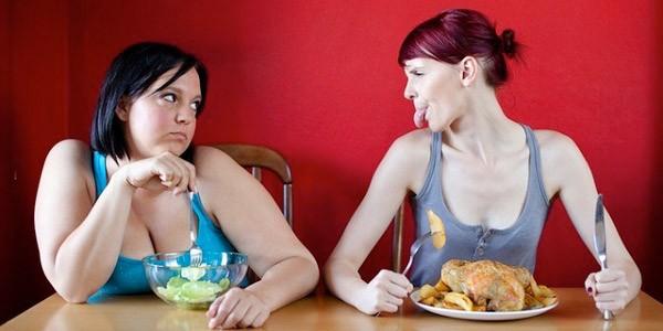 Диета в борьбе с лишним весом