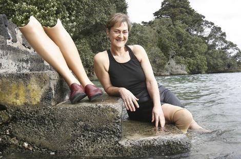 Русалка из Новой Зеландии
