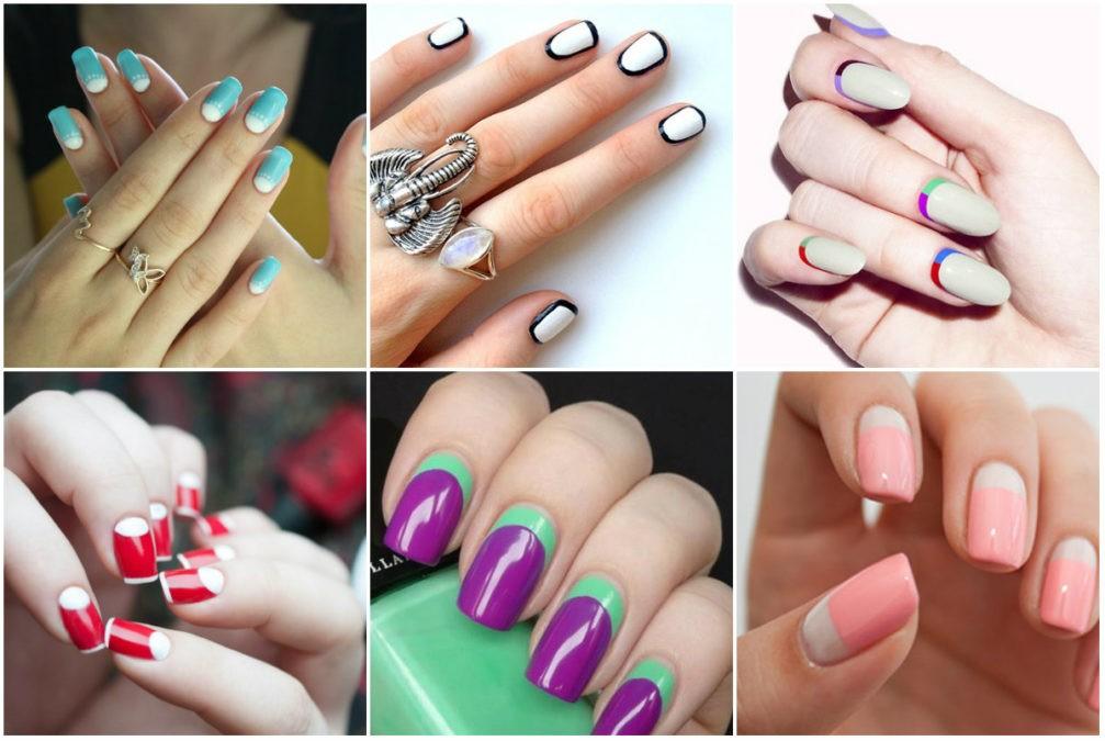 Лайфхаки длятех, ктонеумеет красить ногти