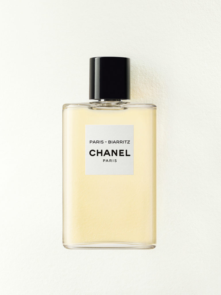 Chanel посвятили коллекцию ароматов городам