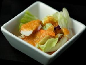 Вкуснейший салат с имбирем