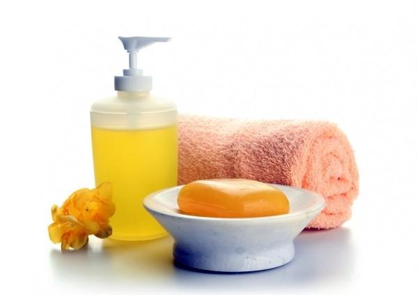 Как приготовить жидкое мыло из бруска твердого натурального мыла?