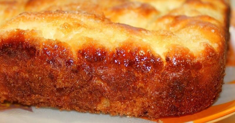 Сахарный пирог: немного сладкого и немного магии