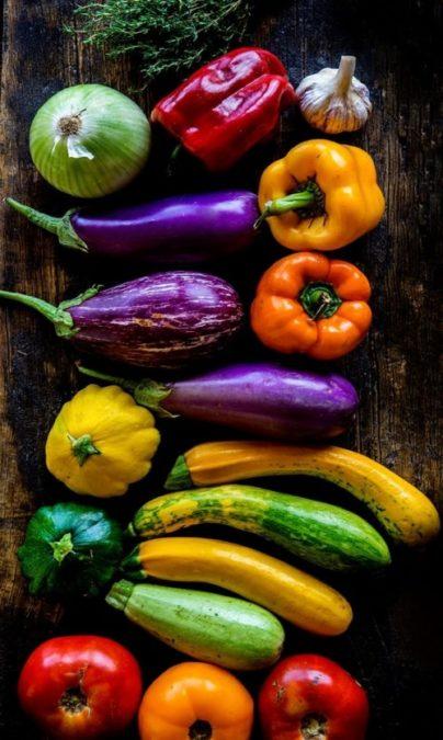 Негламурные овощи и фрукты или 7 причин купить помятый персик