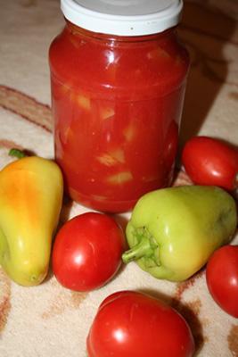 Домашнее консервирование: лечо из болгарского перца