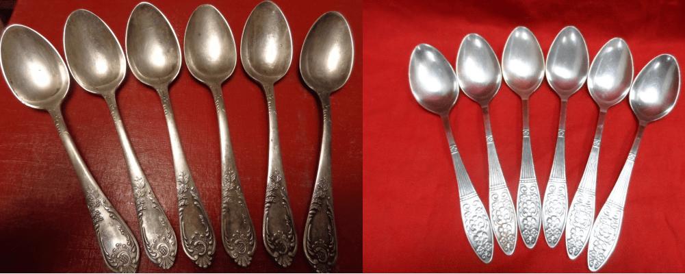 Как отличить серебро от мельхиора