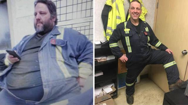 Похудел на 150 килограмм из-за чувства стыда