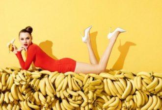 10 полезных свойств бананов - жизнь без таблеток