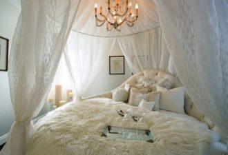 Идеальная спальня: 4 простых шага