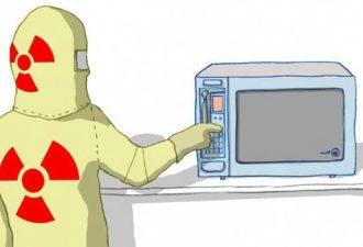 Микроволновая печь - вред для здоровья человека
