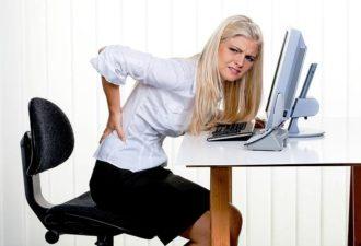 Несколько шагов к здоровой спине