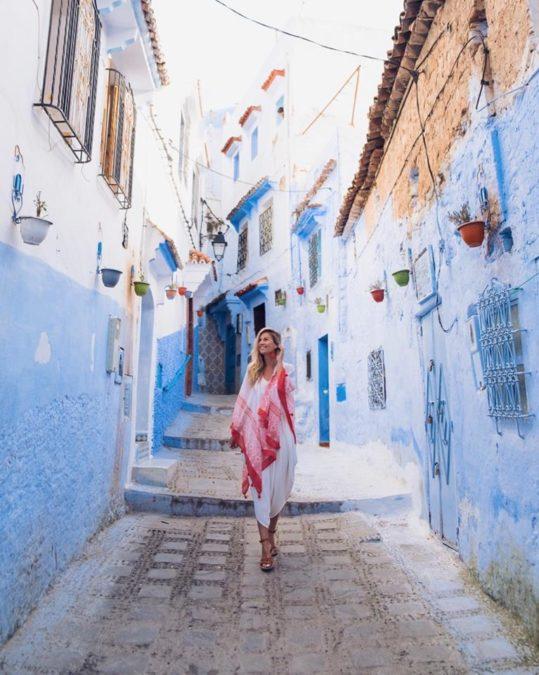 Женщинам, путешествующим в одиночестве