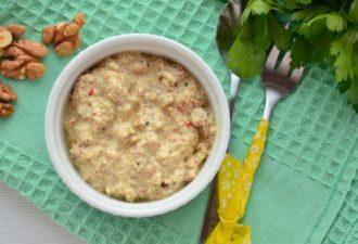 Ореховый соус «Баже»