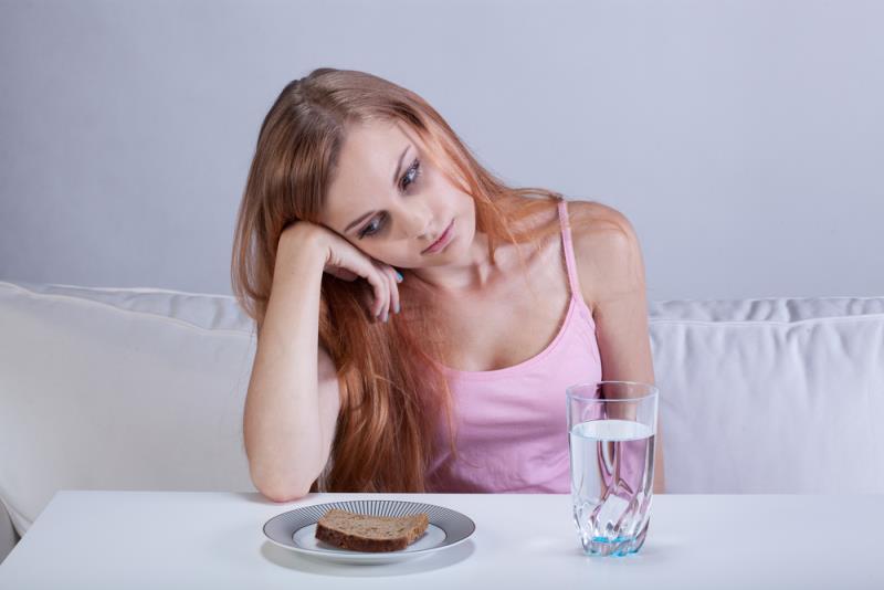 Чем опасна голодная диета