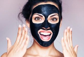 Черная маска от черных точек — как сделать модное средство в домашних условиях. Рецепты черной маски и правила использования