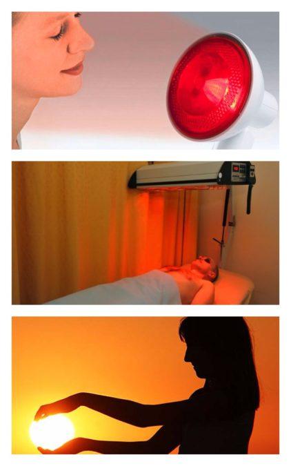 Что лечат инфракрасными лучами? Инфракрасное излучение: естественные и искусственные источники