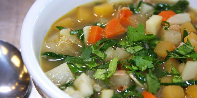 Боннский суп для похудения - пошаговый рецепт боннской диеты