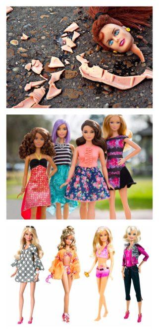 Кукла Барби: негативное влияние на детей и как его избежать