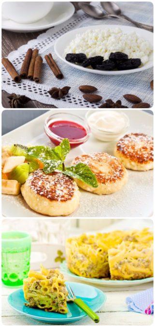 Быстрый и вкусный завтрак: полезные рецепты
