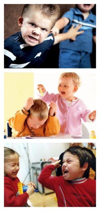 Агрессивный ребенок. 8 главных причин агрессии у детей