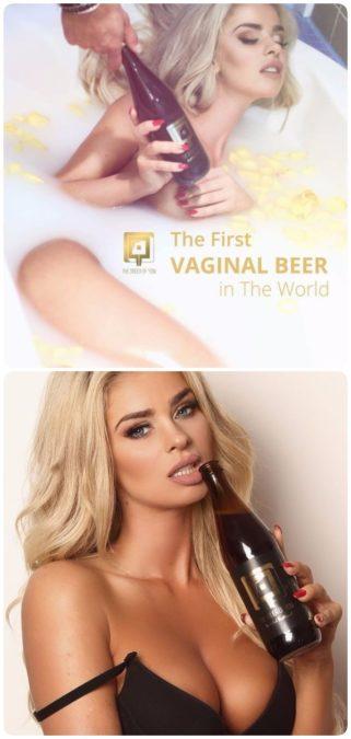Пиво со «вкусом горячих моделей» на закваске из вагинальной микрофлоры!