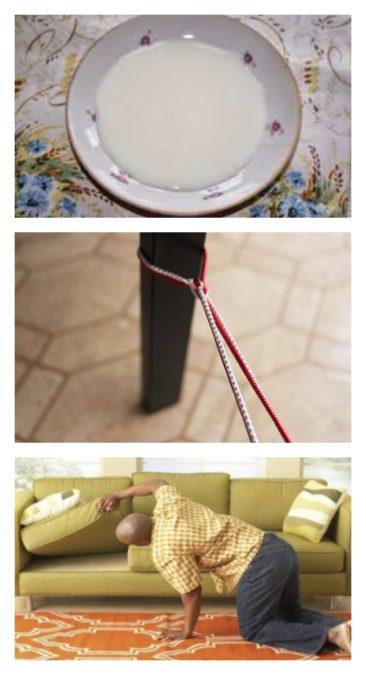 Кольцо-потеряшка: как найти украшение в собственном доме