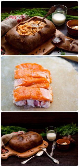 Финский рыбный пирог «Калакукко»
