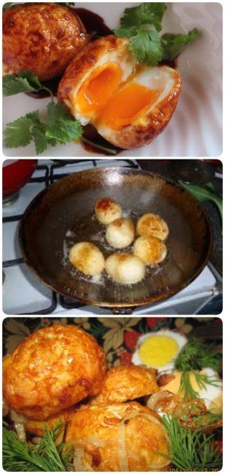 Яйца зятя