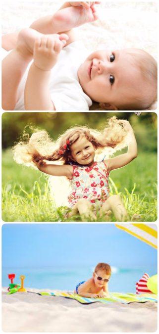 Особенности детей, рожденных летом