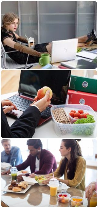 7 грехов офисного обеда, который вредит здоровью и фигуре