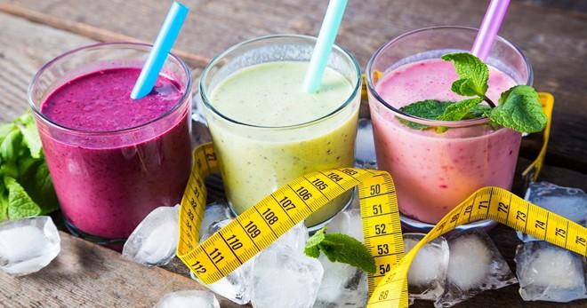 Коктейли для похудения – самые полезные и питательные коктейли