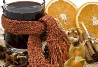 Согрейтесь на славу: ТОП лучших домашних согревающих напитков