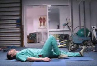 Хирург отговорил меня от операции и посоветовал делать эту зарядку. И ведь помогло!