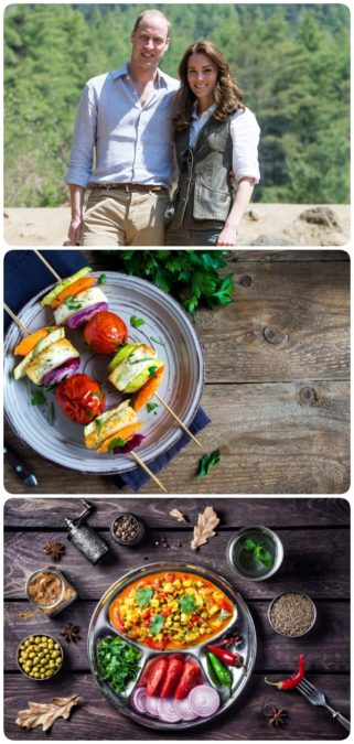 Секреты стройности: что ест Кейт Миддлтон? Ее пищевые привычки удивляют!