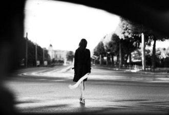"""""""Та женщина, которая ушла"""" - очень красивое стихотворение Ирины Самариной-Лабиринт"""
