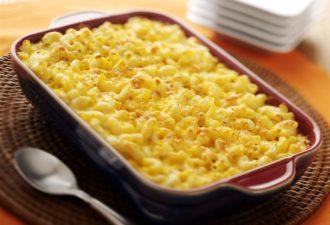 Макароны с сыром: очень вкусный ужин
