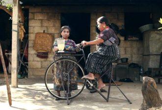 60 минут езды на таком велосипеде, и твой дом обеспечен электричеством на сутки