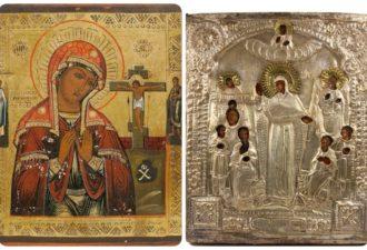 Эта икона Божией матери исцеляет любые болезни и искореняет бедность!