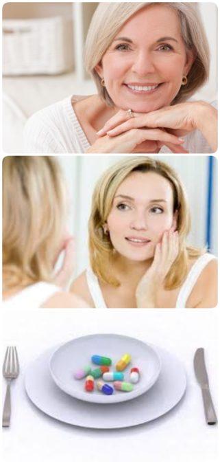 Чтобы отдалить старость, принимайте этот самый женский витамин!