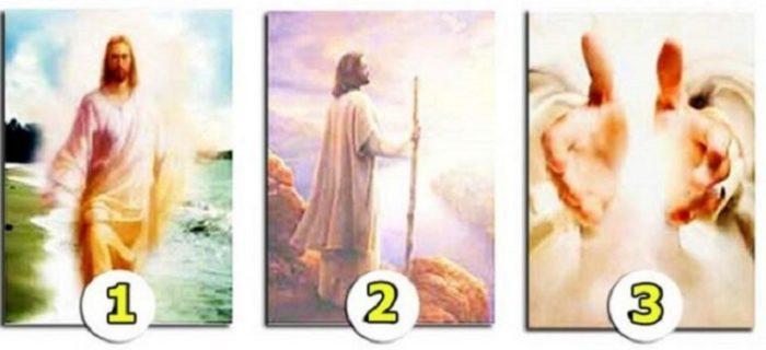 Выбери картинку и прочти послание из будущего!