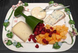 Холодные закуски: фантастические идеи оформления праздничного стола!