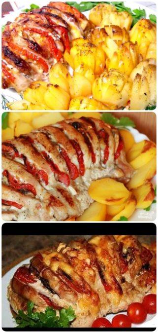 Потрясающее горячее блюдо на праздник — настоящий праздник вкуса!
