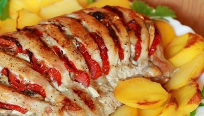 Свинина запеченная в духовке-простые и вкусные рецепты с фото