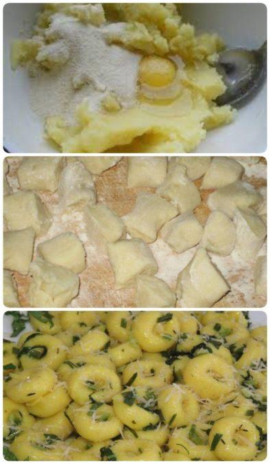 Картофельные галушки – нет ничего вкуснее в мире!