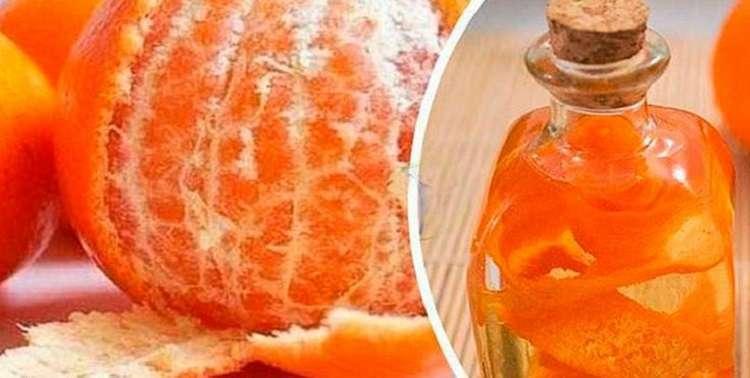7 проблем нашего организма, которые кожица мандарина лечит лучше лекарств